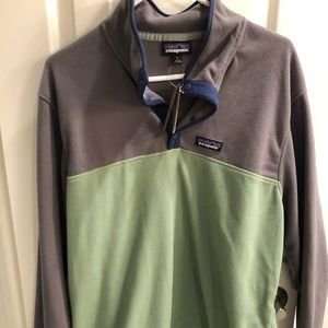 Patagonia Micro D Snap-T Pullover M Large